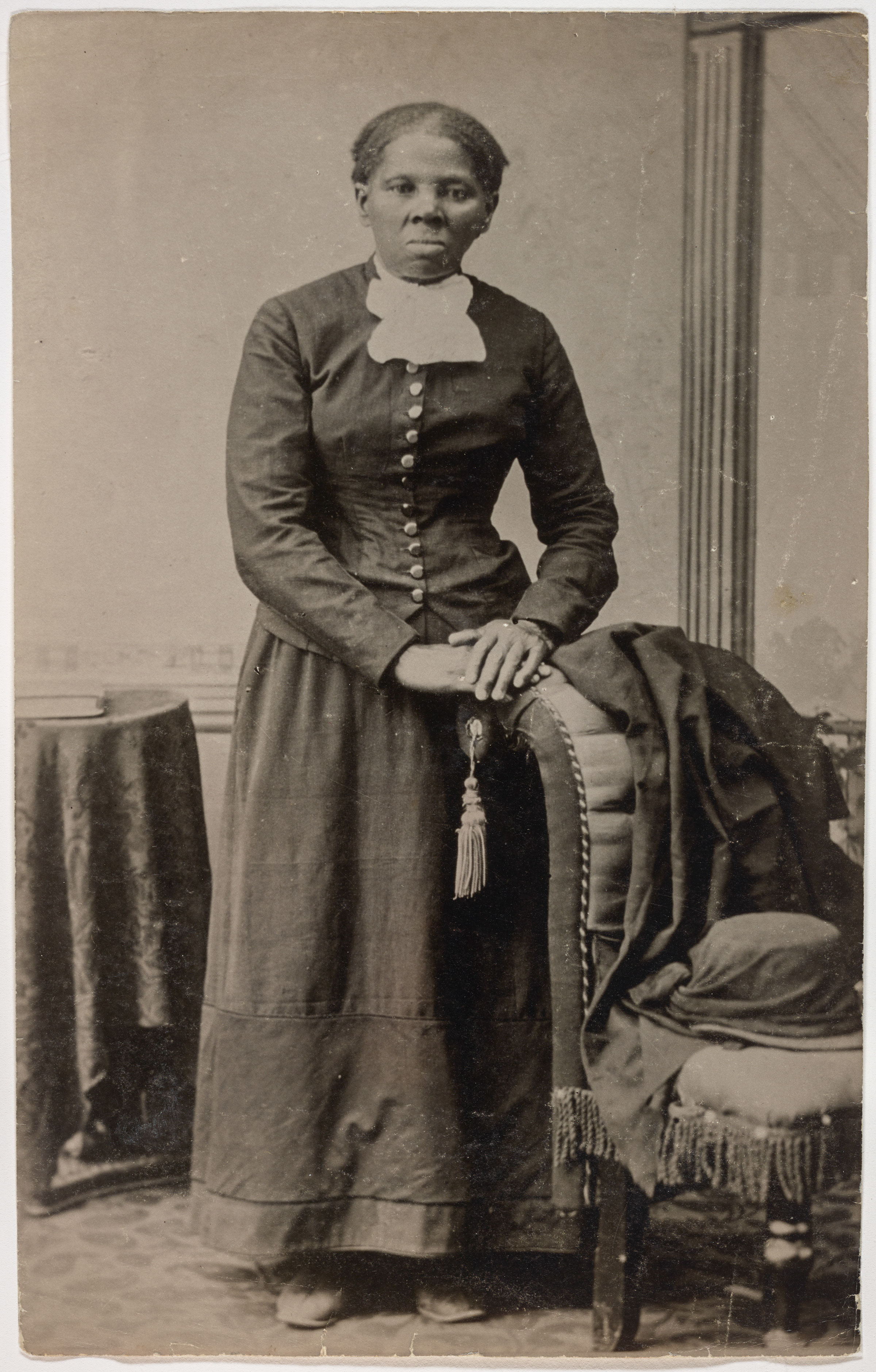 Harriet Tubman, 1870s. Harvey Lindsley/Library of Congress