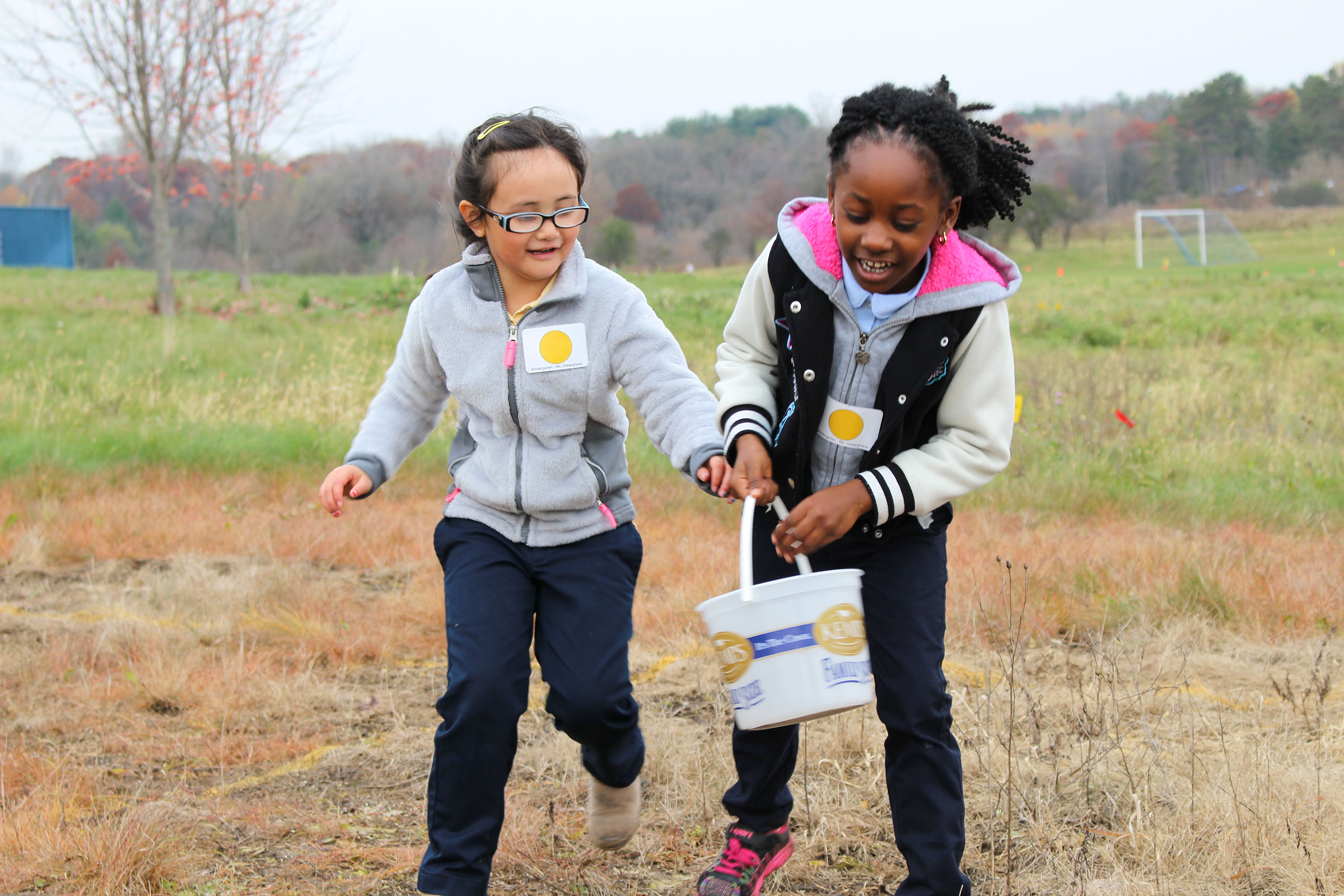 St. Croix Preparatory School will have a prairie ecosystems curriculum that includes monitoring native plants, bluebirds, butterflies, and other insects. Ashley J. Peters
