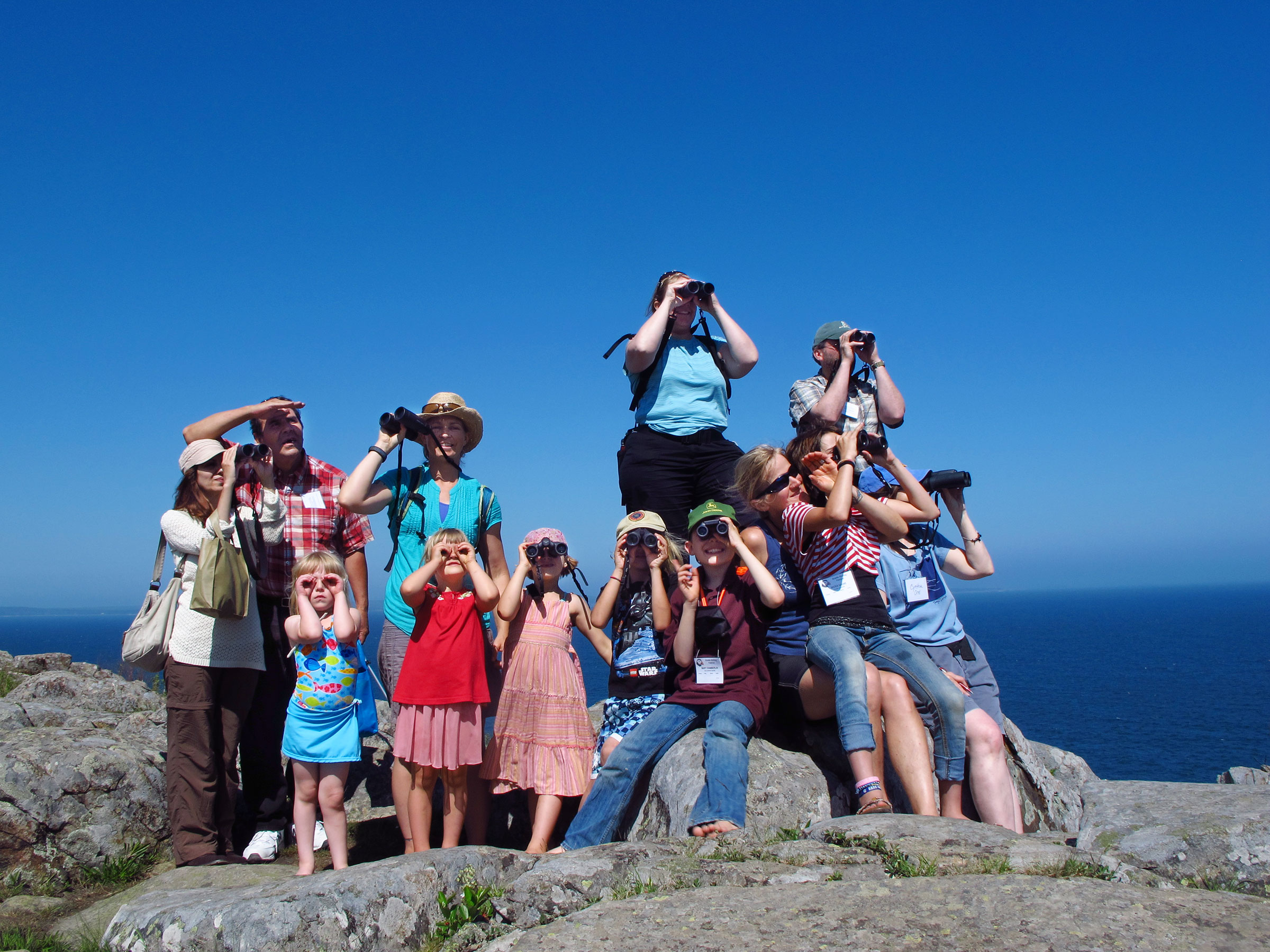 Beat the crowds, but not the birds, to Acadia National Park for their birding festival. Bill Thompson, III