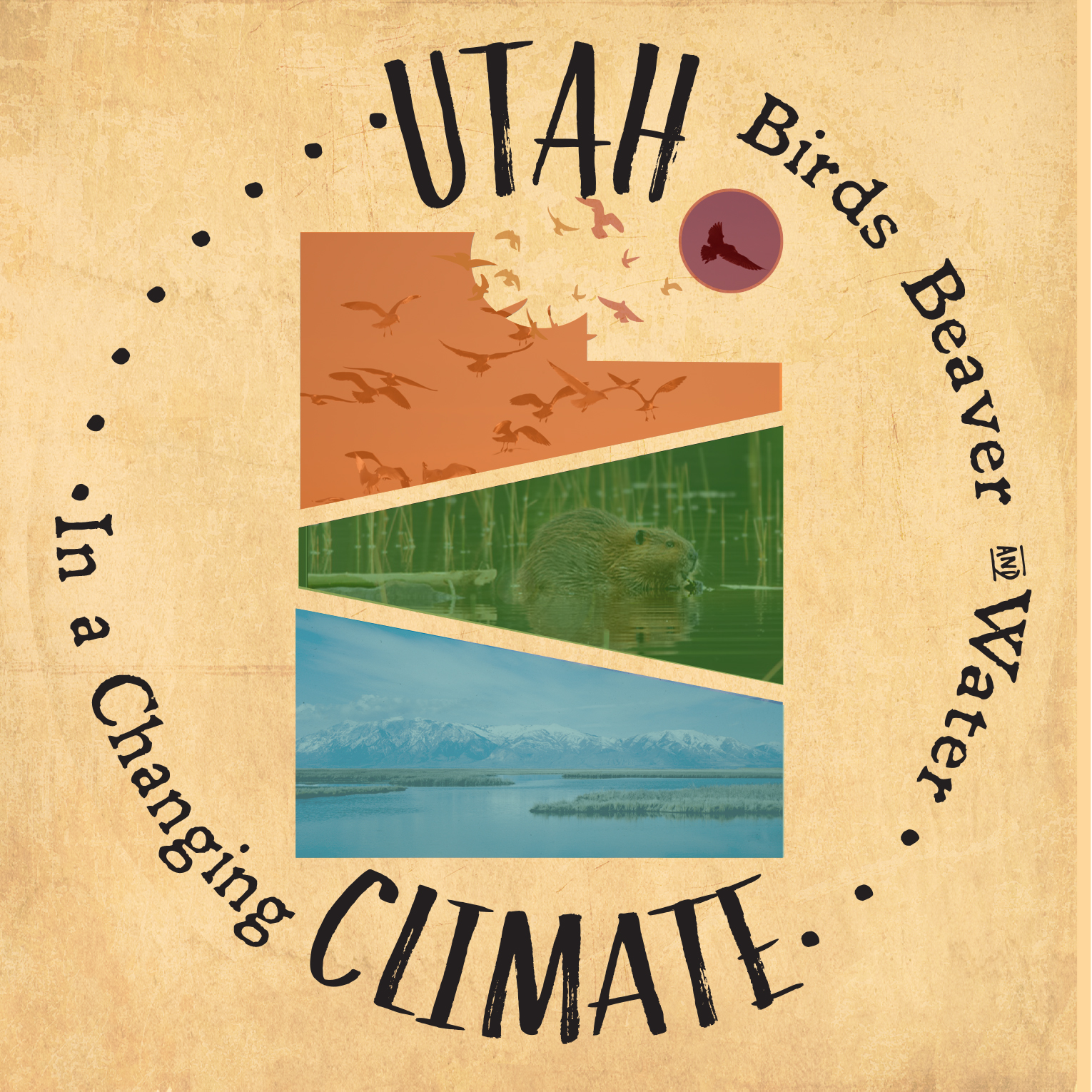 Utah Birds, Beaver, and Water in a Changing Climate logo