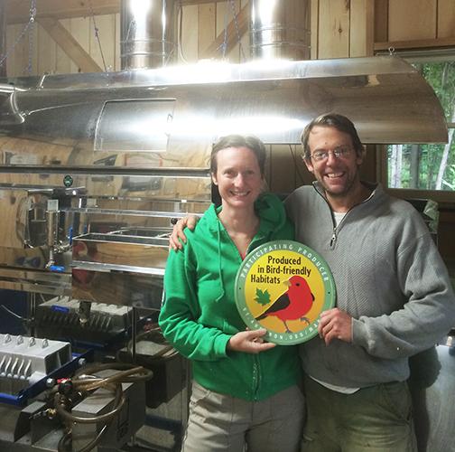 Audubon Vermont Maple Program_Little Hogback Farm