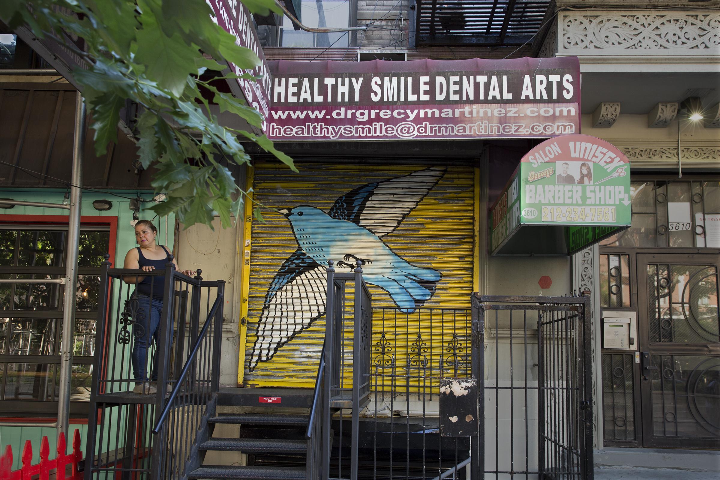 3610 Broadway Mike Fernandez/Audubon