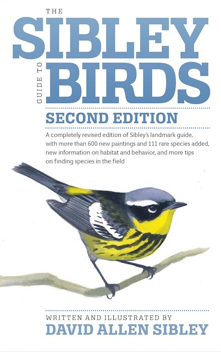 The Sibley Guide to Birds, 2nd Edition (and all Sibley books)