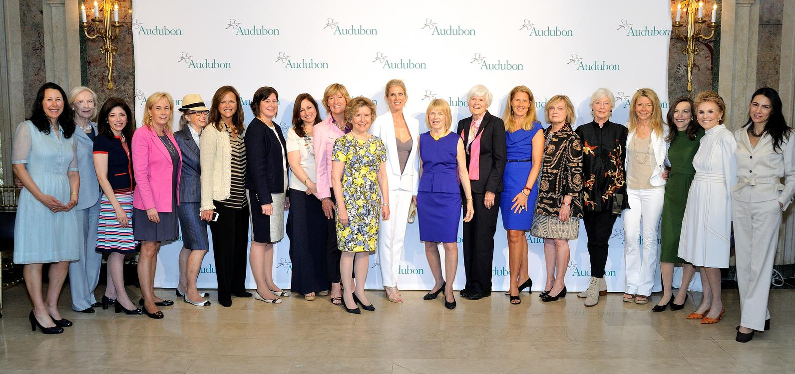Women in Conservation 2015 Awards Council