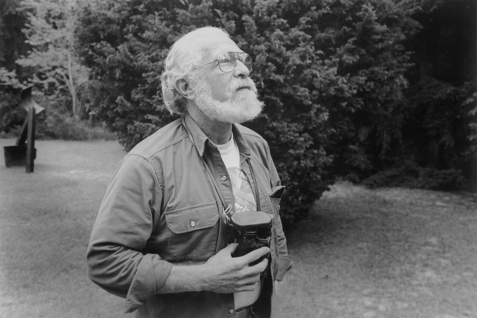 The writer's father, Richard Koeppel, in the mid-1990s. David Kohn
