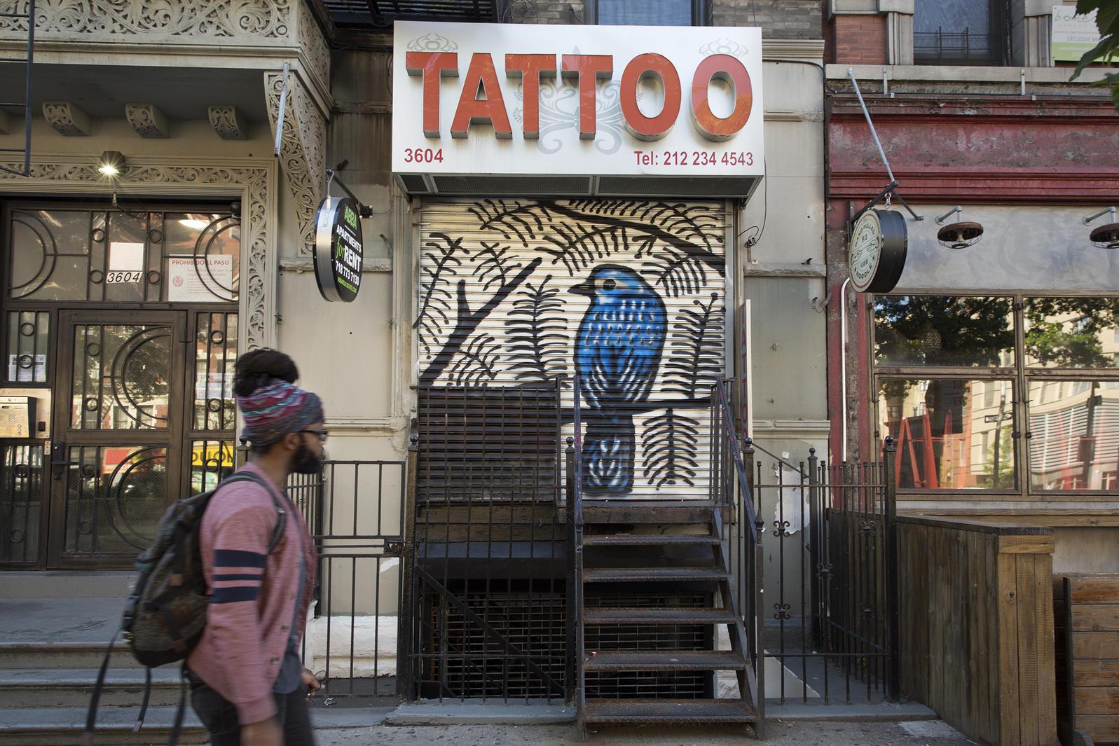3604 Broadway Mike Fernandez/Audubon