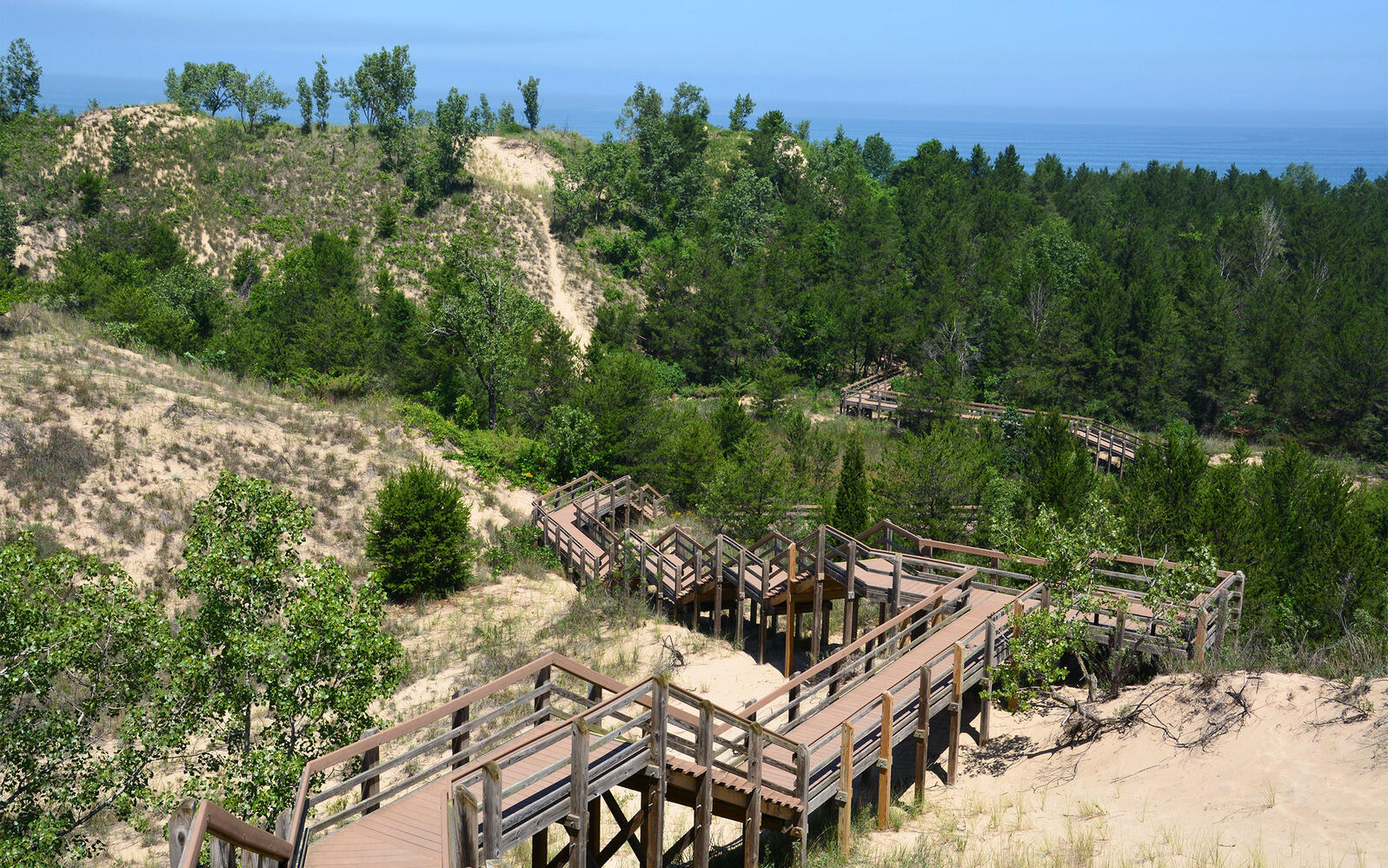 Indiana Dunes National Park. D. Guest Smith/Alamy