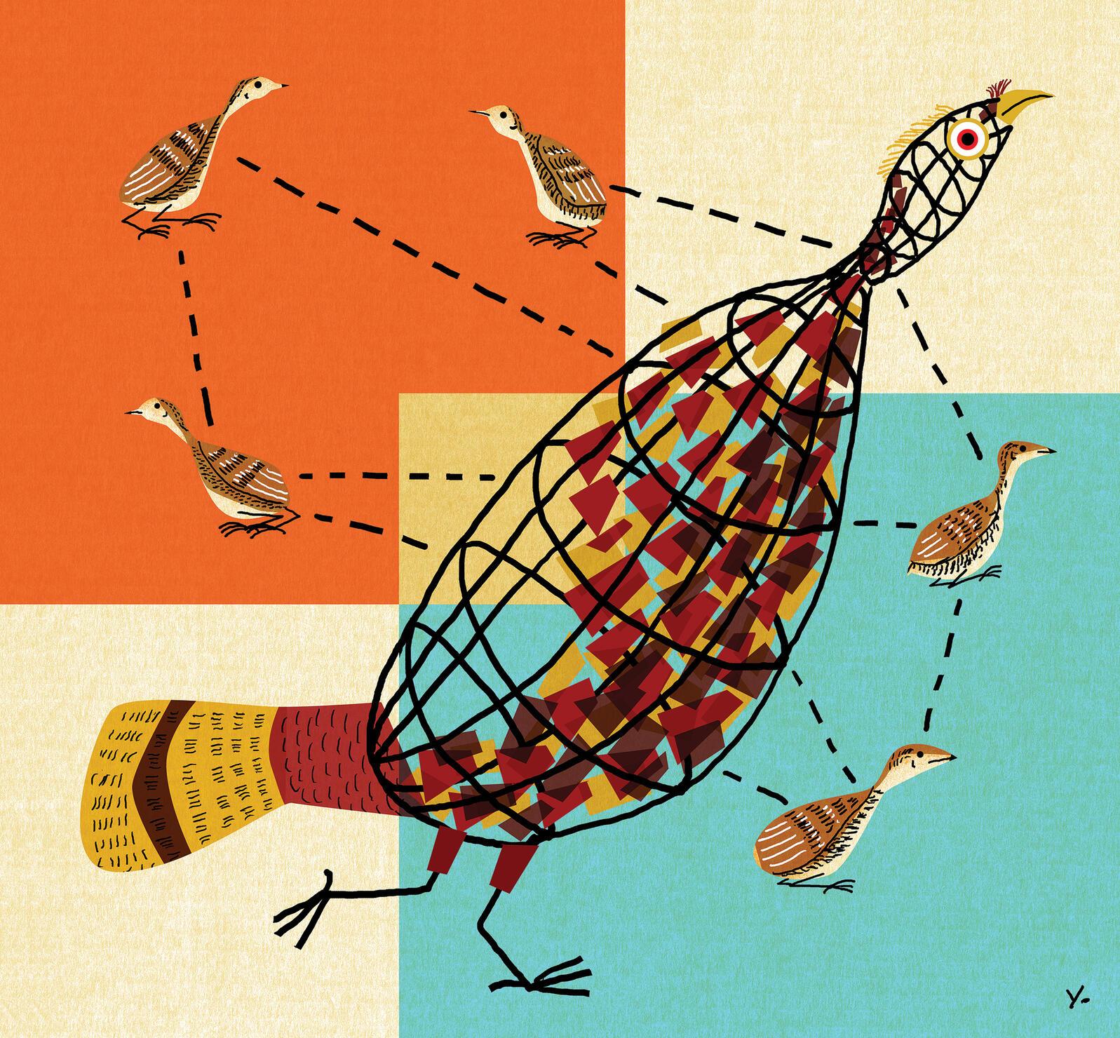 Illustration: James Yang