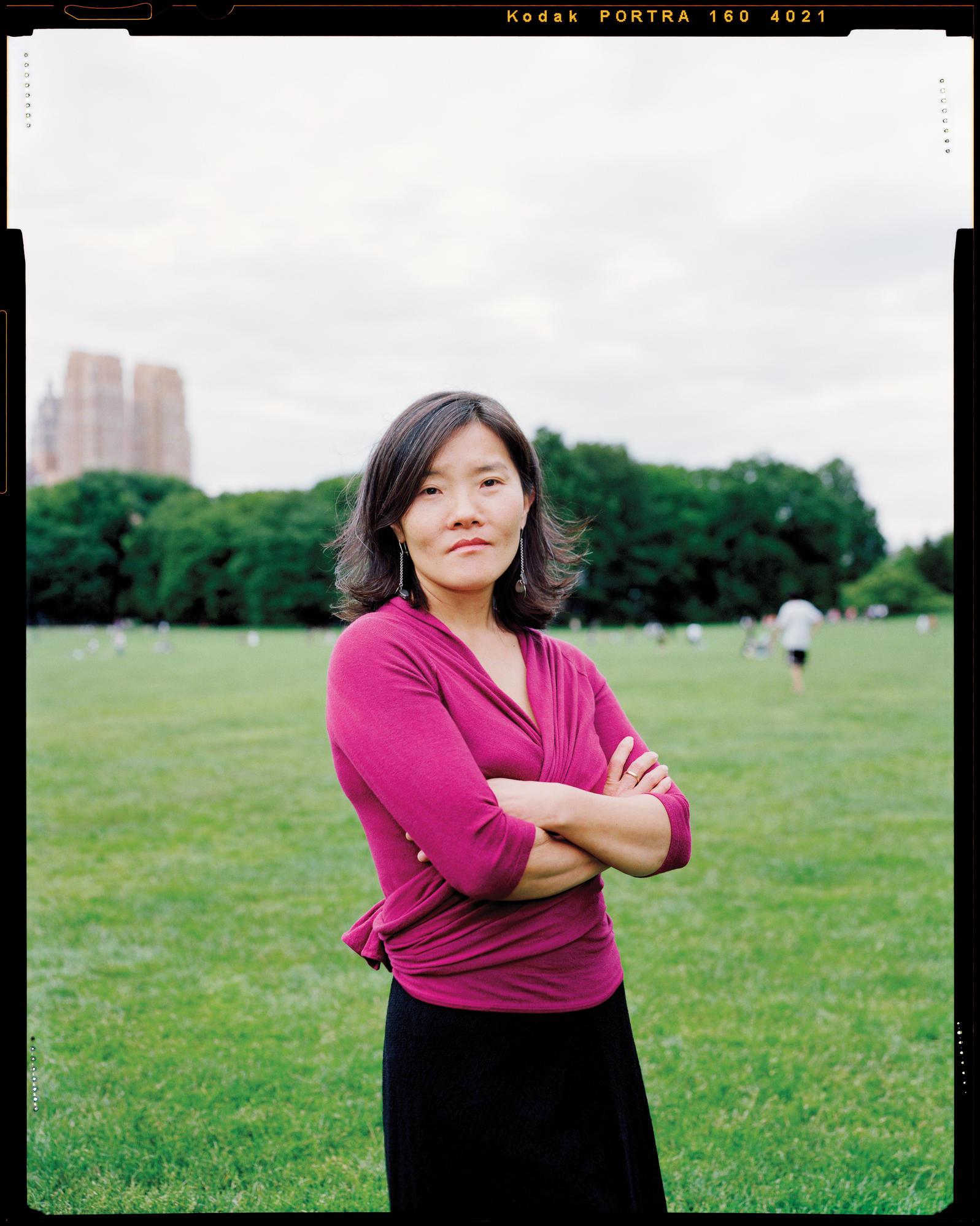 Angela Park, Founder, Diversity Matters Wayne Lawrence/INSTITUTE