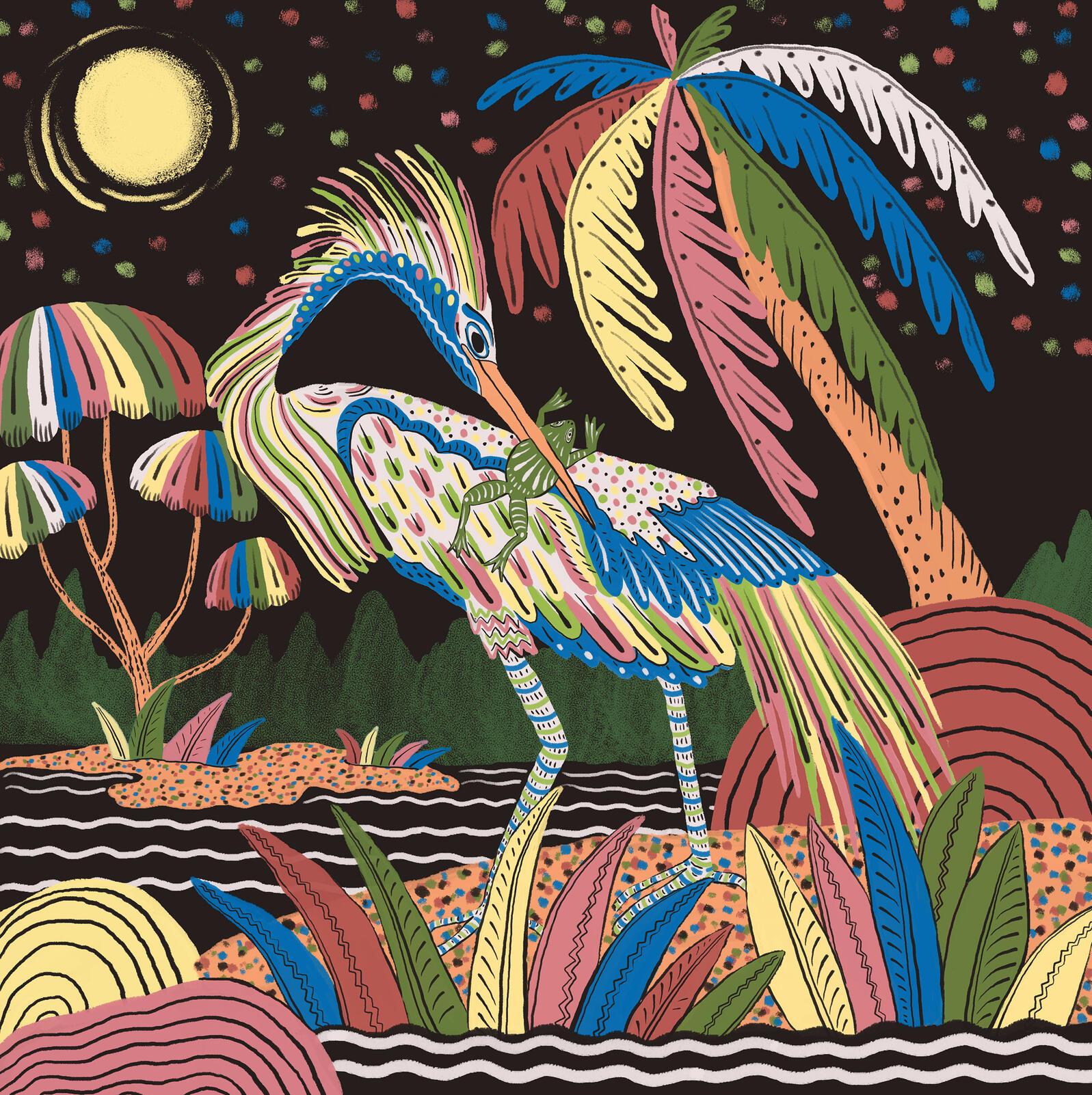 Illustration: Llew Mejia