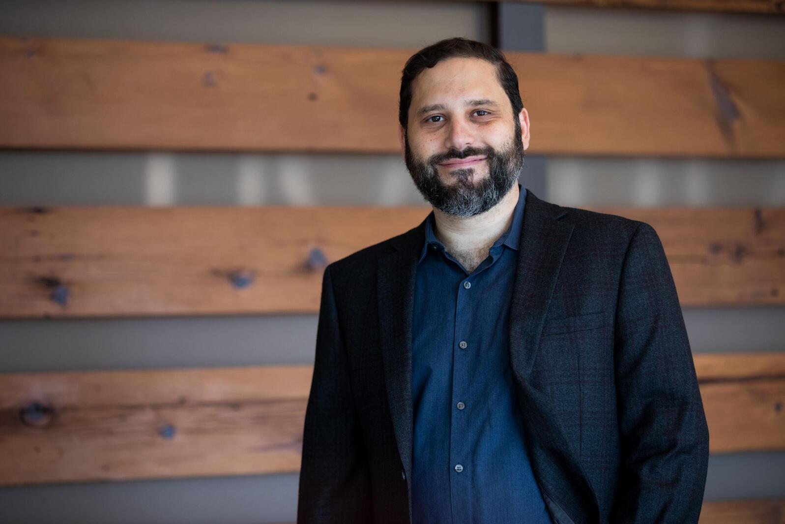 Marco Carbone, Chief Technology Officer. Luke Franke/Audubon