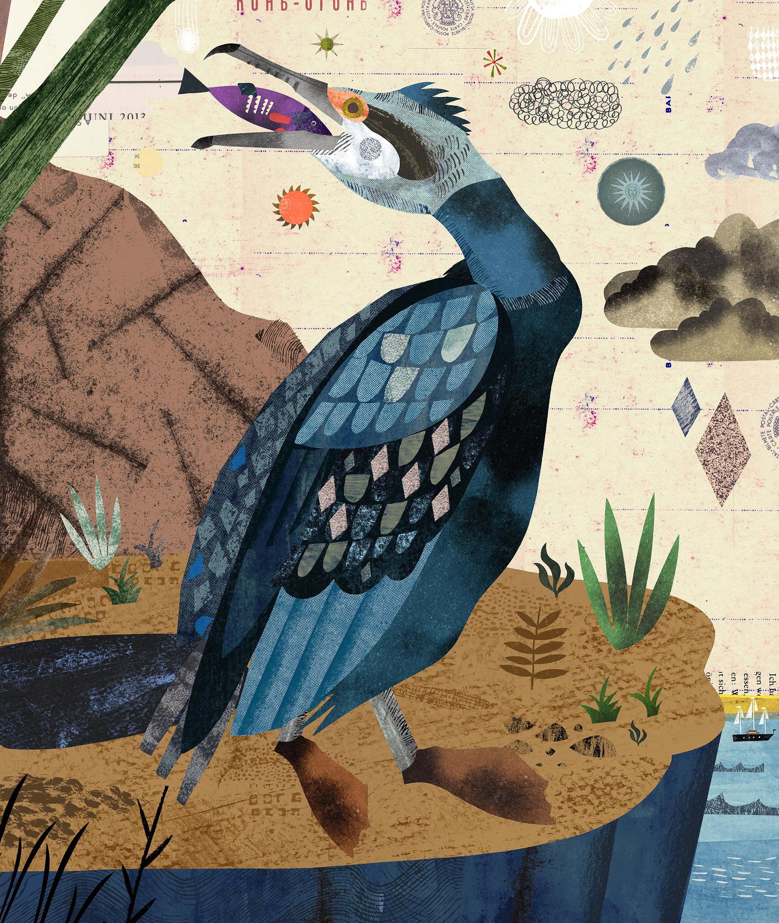 Illustration: Martin Haake