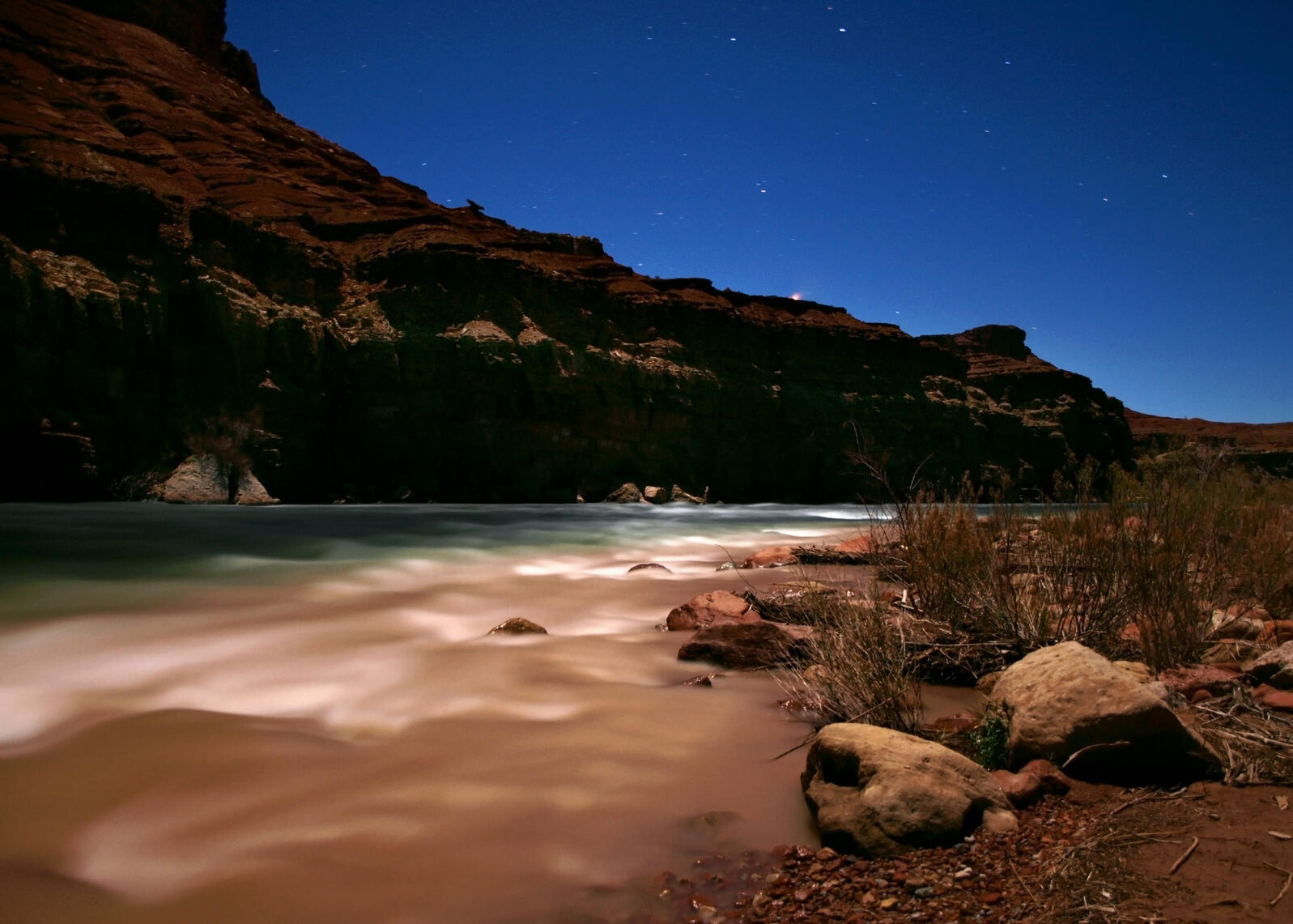 Lee's Ferry in the Grand Canyon. Jonathan Buford/Arizona Wilderness Brewing Company