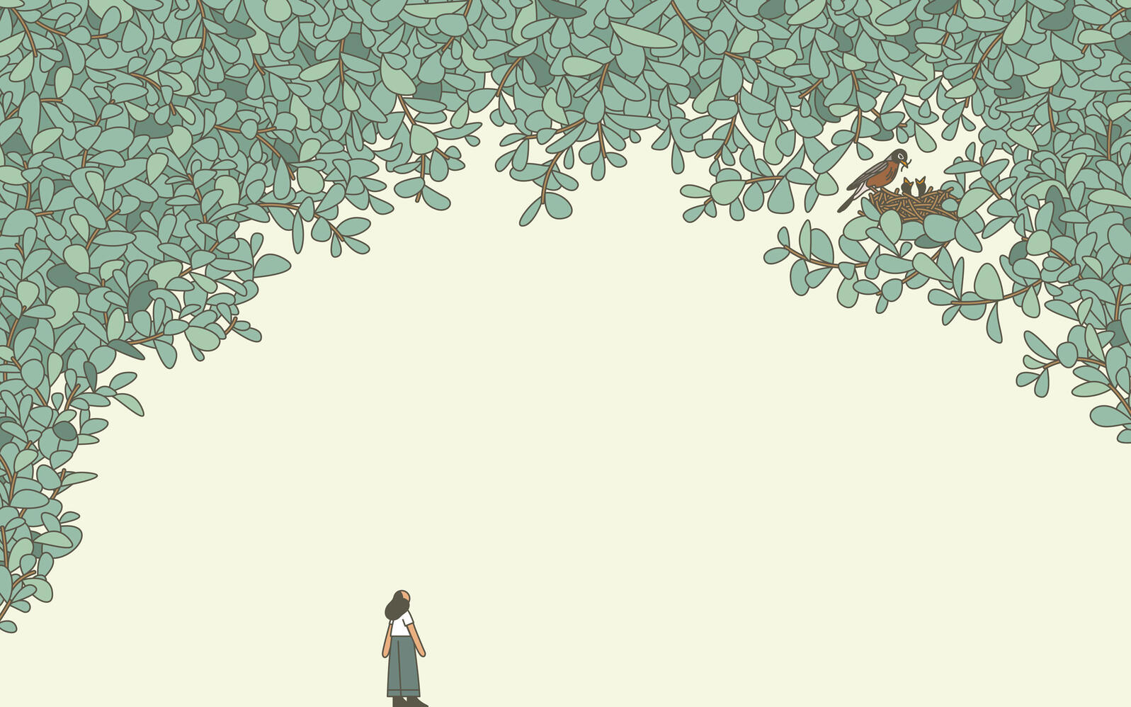 Ilustración: Rose Wong