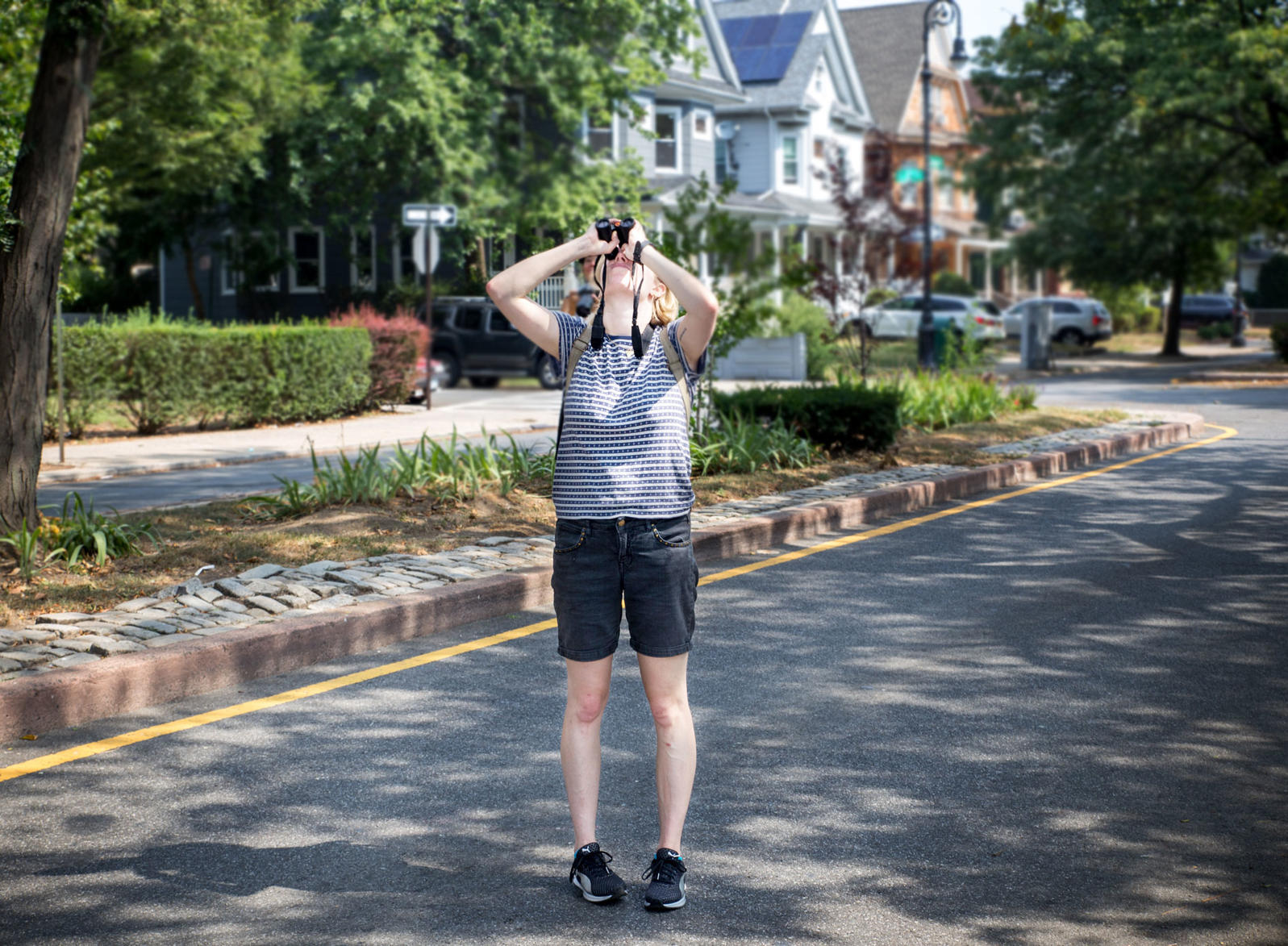 Whether you're heading to Africa or taking a parrot safari through Brooklyn, preparation is key. Camilla Cerea/Audubon