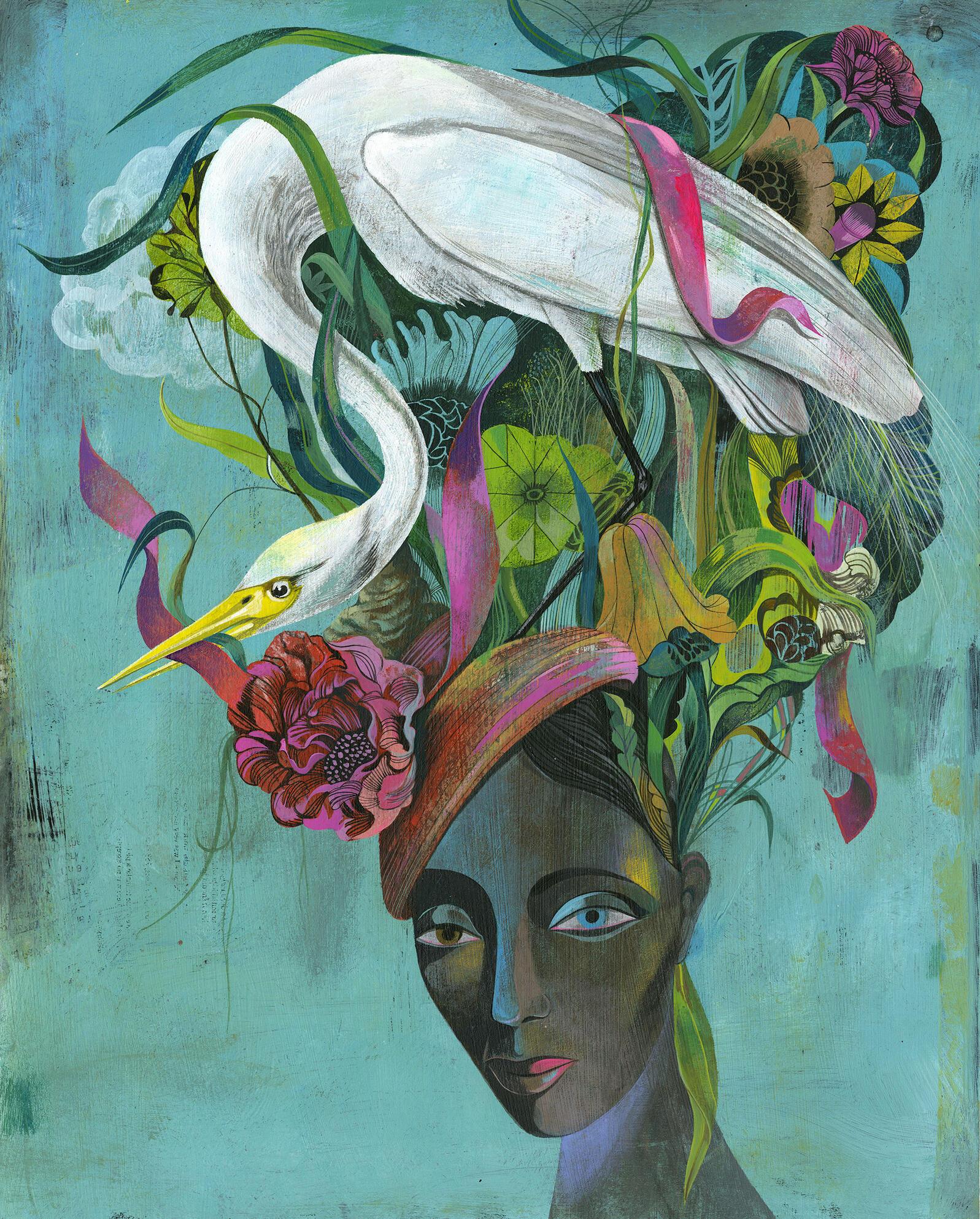 Illustration: Olaf Hajek