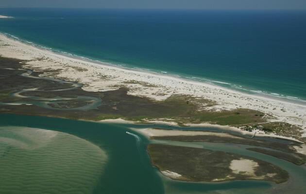 Protección costera: Atlántico y Pacífico