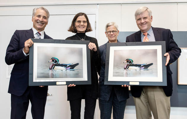Audubon Honors Public Officials with Conservation Hero Awards