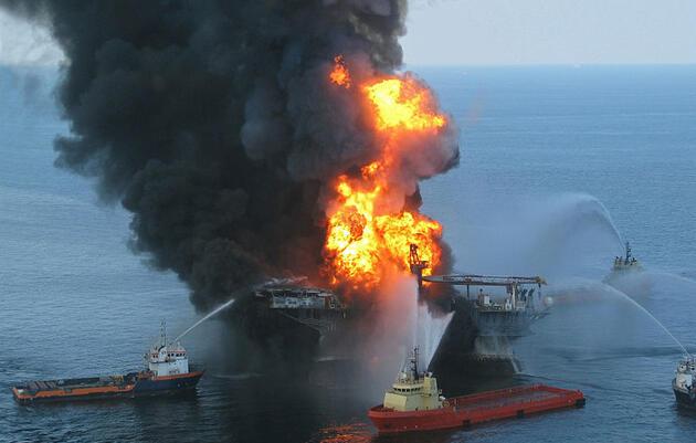 BP Begs for Lower Fine for Deepwater Horizon