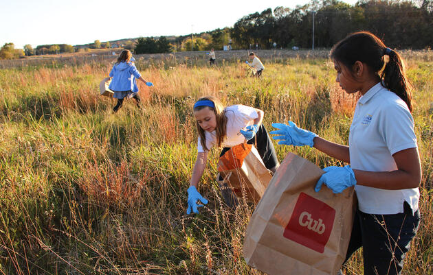 To Turn a Schoolyard Into an Outdoor Classroom, Just Add Native Plants
