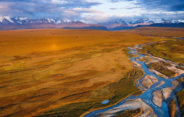 Keep the Arctic National Wildlife Refuge Safe