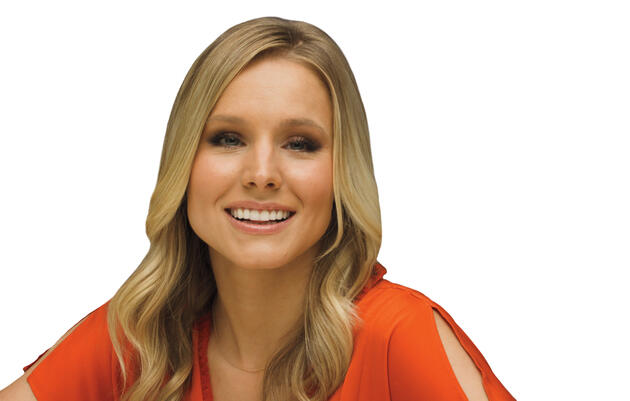 Actress Kristin Bell mixes celebrity with activism. Fotos International/Getty Images Entertainment