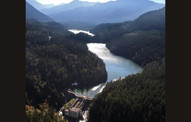 America's Largest Dam Removal Under Way in the Pacific Northwest