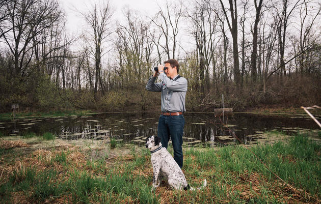 Birders Flock to the Land of Many Lakes
