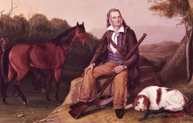 The Myth of John James Audubon