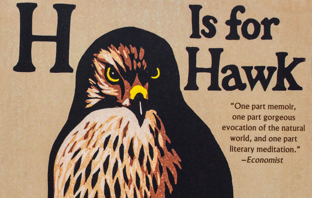 Excerpt: H is for Hawk