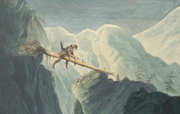 The Mystery of the Missing John James Audubon Self-Portrait