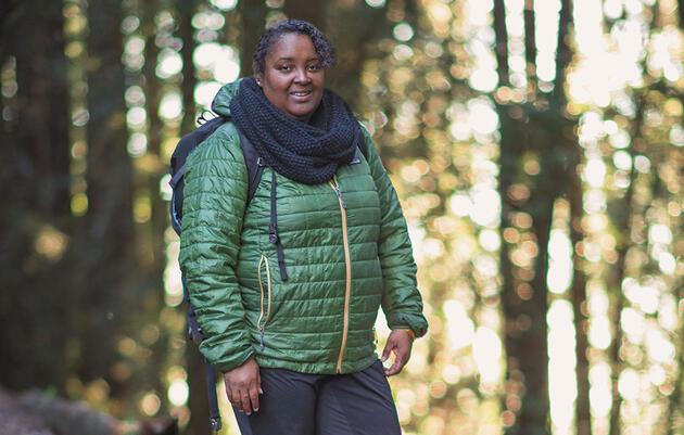 Teresa Baker, activista y senderista, explica por qué los niños son el futuro de nuestras tierras públicas