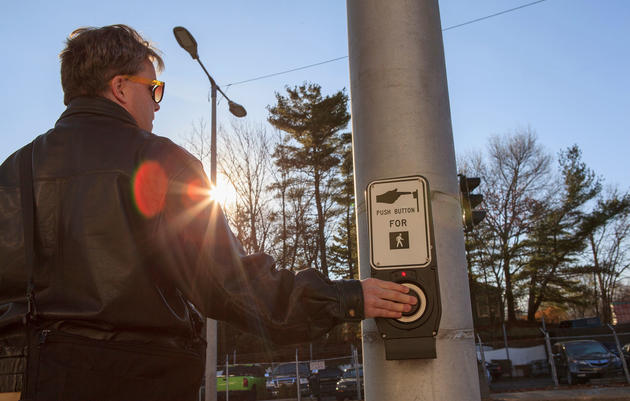 Bird-Like Crosswalk Sounds for the Visually Impaired Are Being Phased Out