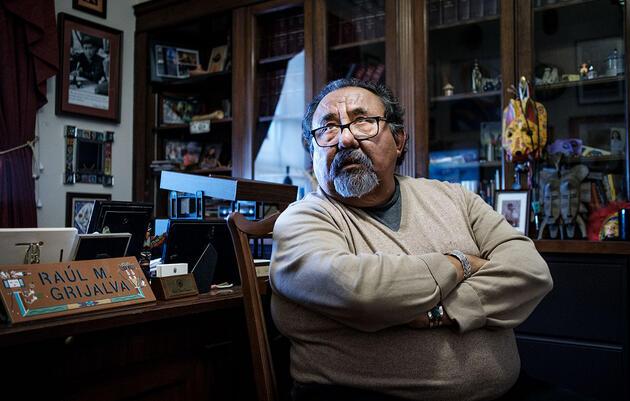 The Trump Administration Can't Ignore Raúl Grijalva Anymore
