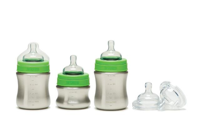 Kleen Kanteen baby bottles