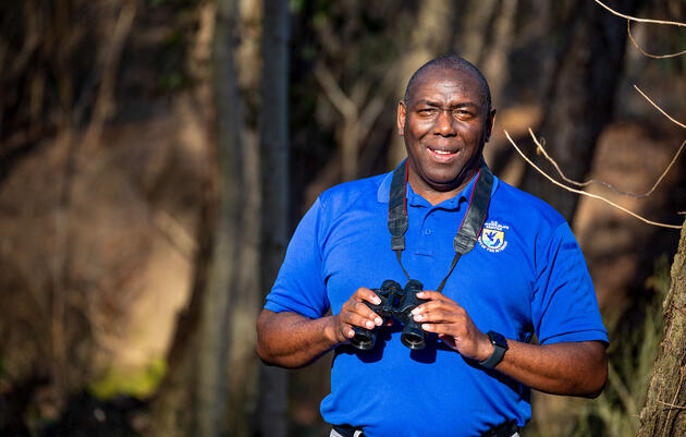 Getting to Know Jerome Ford, the Government's Top Bird Official