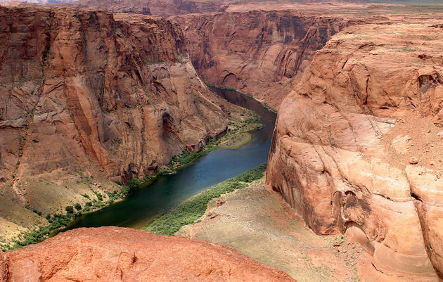 Colorado River named Most Endangered River in the Country/