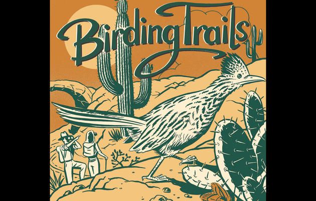 Audubon's Field Guide to Birding Trails