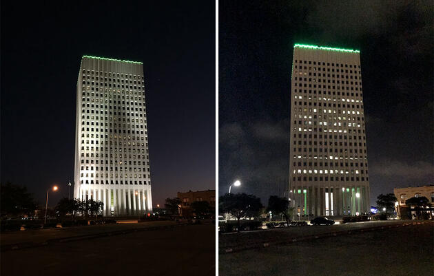 Lights Out for the Texas Skyscraper That Caused Hundreds of Songbird Deaths