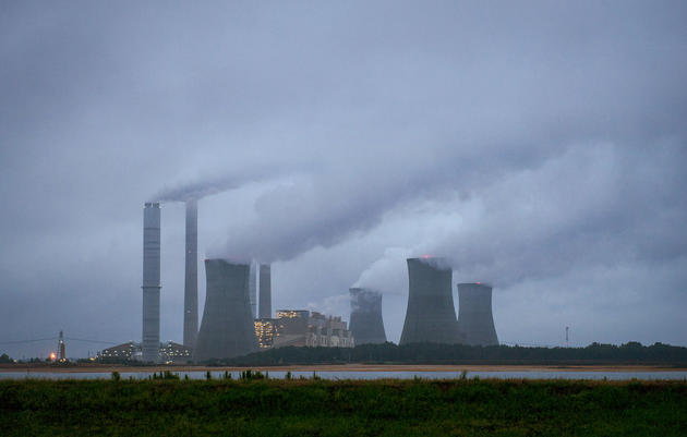 EPA Says Limiting Mercury Pollution From Power Plants Is No Longer 'Appropriate and Necessary'
