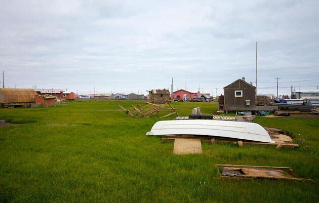 How One Alaskan Community Is Attempting to Adapt to Climate Change