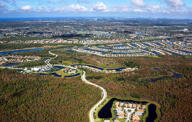 In Florida's Plan to Take Over Wetland Permits, Critics See a Gift to Developers