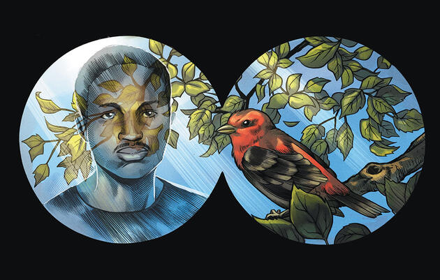 'It's a Bird' Is a New Comic Written by Central Park Birder Christian Cooper