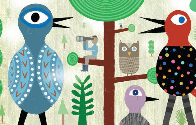8 Great Summer Birding Trails