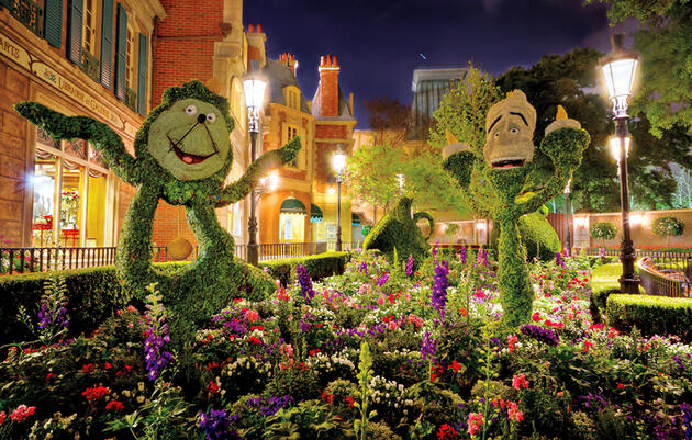 Epcot visitors this spring learned about healthy backyards. Photograph by Jeff Krause/Flickr Creative Commons