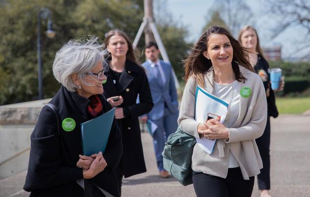 Audubon Ambassadors Push for Clean Energy in South Carolina