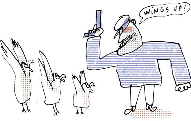 Illustration: Serge Bloch