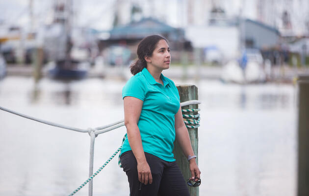 Audubon Spotlight: Victoria Vazquez Is Future-Proofing the Texas Coast