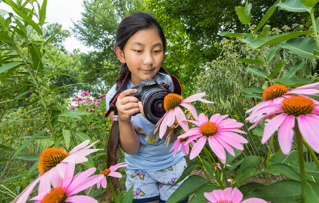 Challenge Your Kids With These Six Nature-Photography Projects