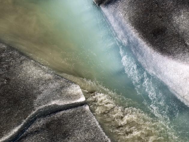Climate Change Spurs Remarkable Melting in Greenland